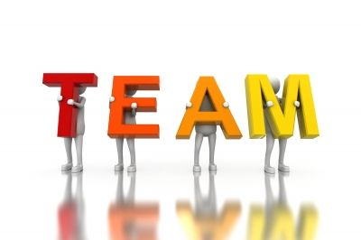 Team Work: How We Need Each Other
