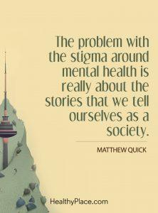 Stories Stigma