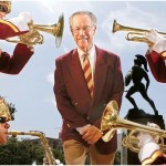 """""""Fight On!"""" USC Trojan Marching Band Director Shows You How"""