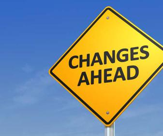 changes ahead sign - The 7-Steps to Changing Anything in Your Life